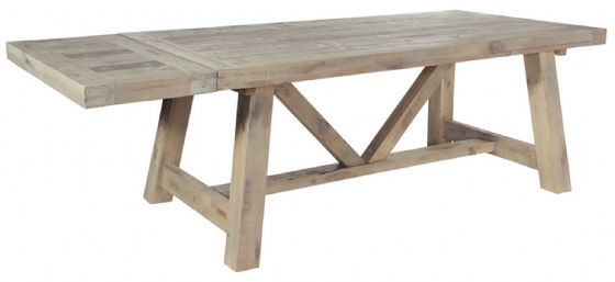 Gaverne Fixed Top Dining Table - Special Order